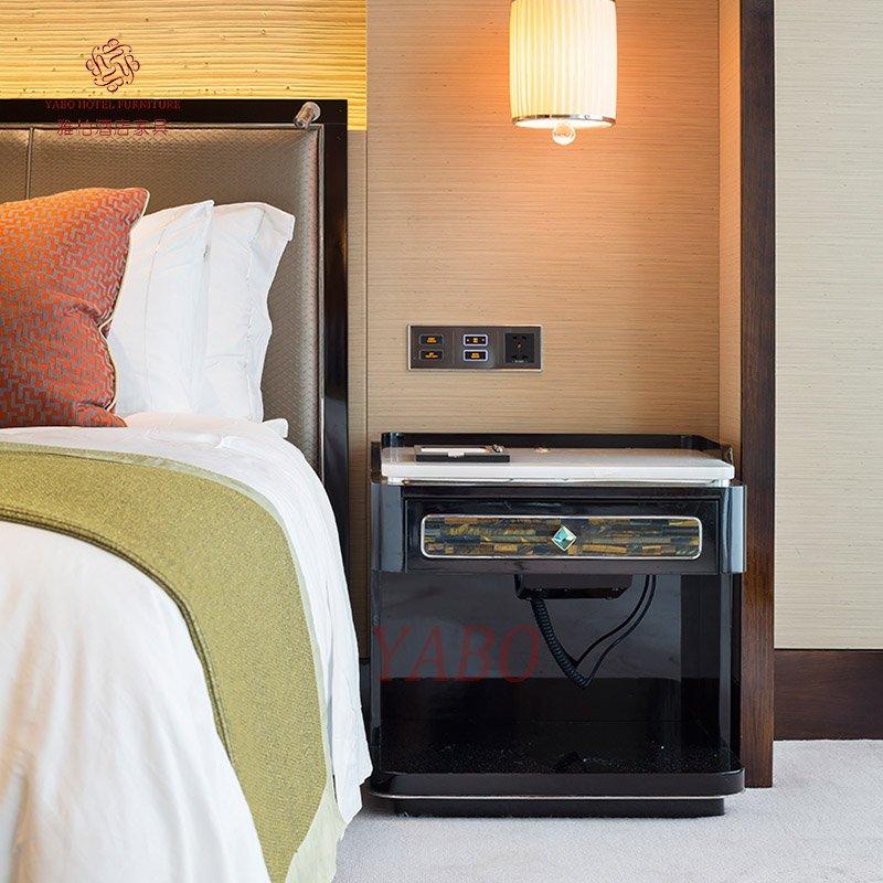 YABO-Popular Classical suite bedroom set YB-S606