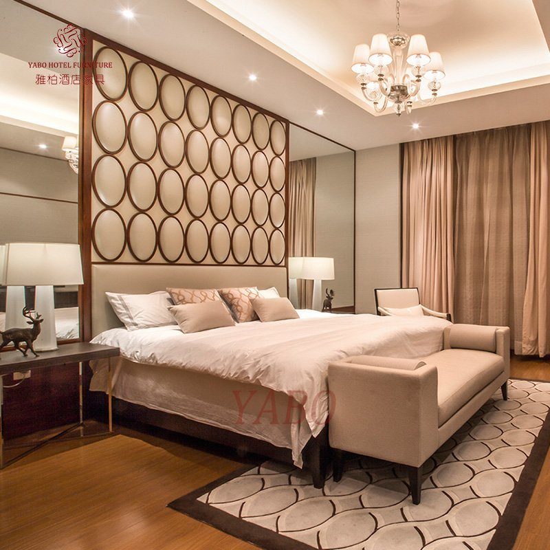 England style Hotel Furniture for King Room Apply YB-818