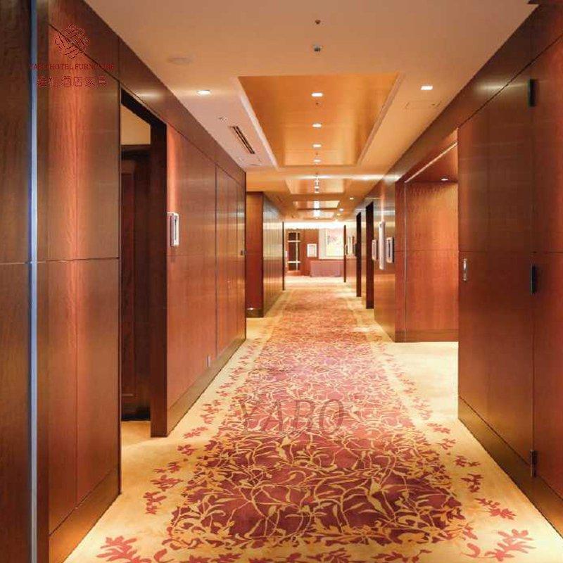YABO-hotel door manufacturer   Hotel Door+Wood Wall Covering   YABO-1