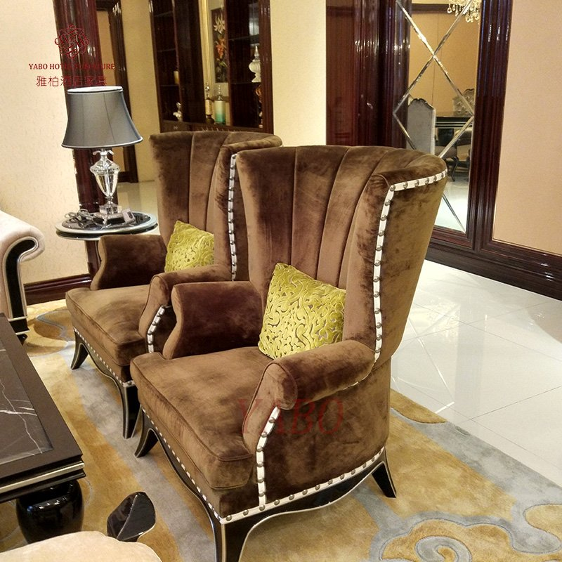 application-YABO clsasical hotel living room furniture wholesale for living room-YABO-img-1