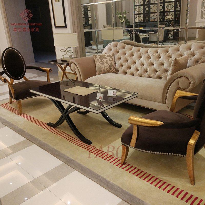 YABO sofa luxury hotel lobby furniture-YABO-img-1