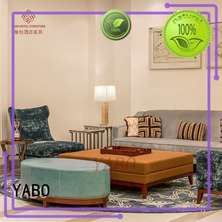 wholesale hotel lobby furniture for hotel YABO