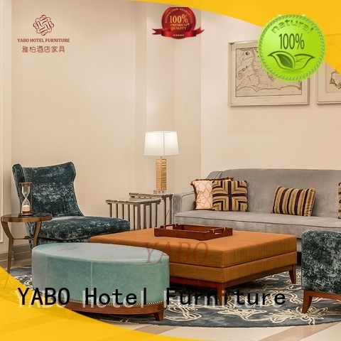 YABO casual wholesale hotel lobby furniture for home
