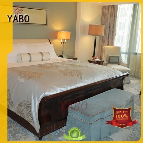 YABO hotel bedroom furniture suppliers series