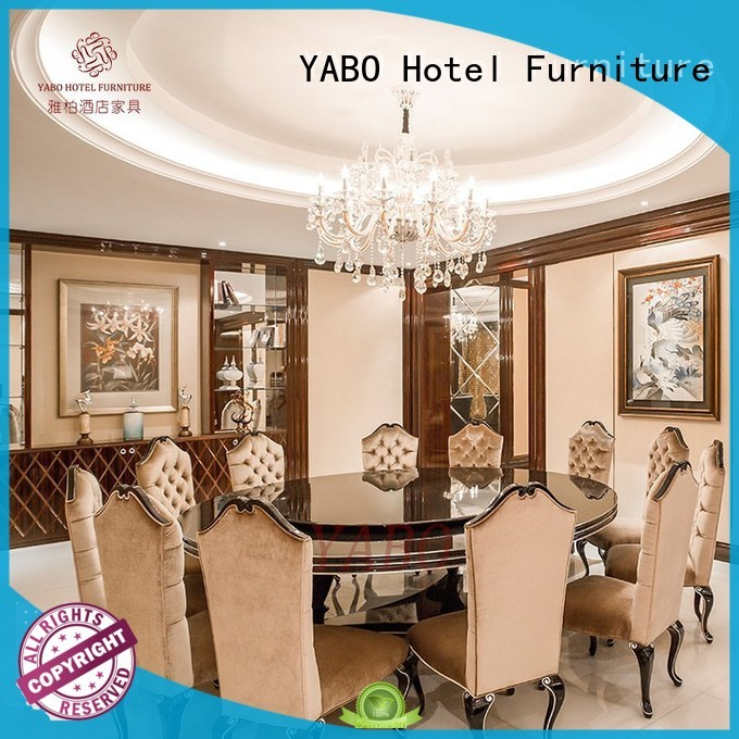 square hotel dining tables and chairs chair table YABO Brand