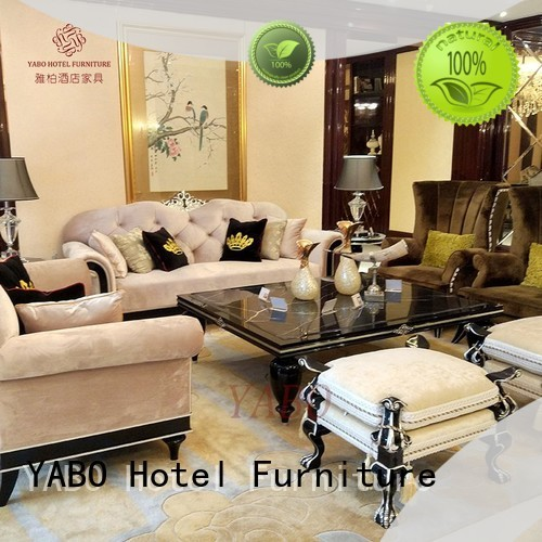 chair hotel living room furniture customization for hotel YABO