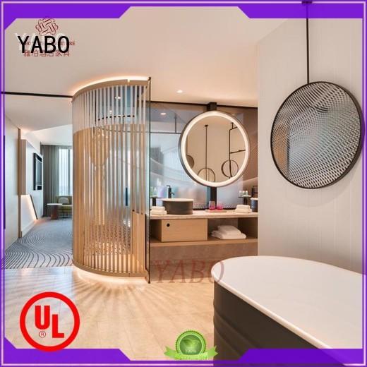 YABO clsasical interior wood wall covering series