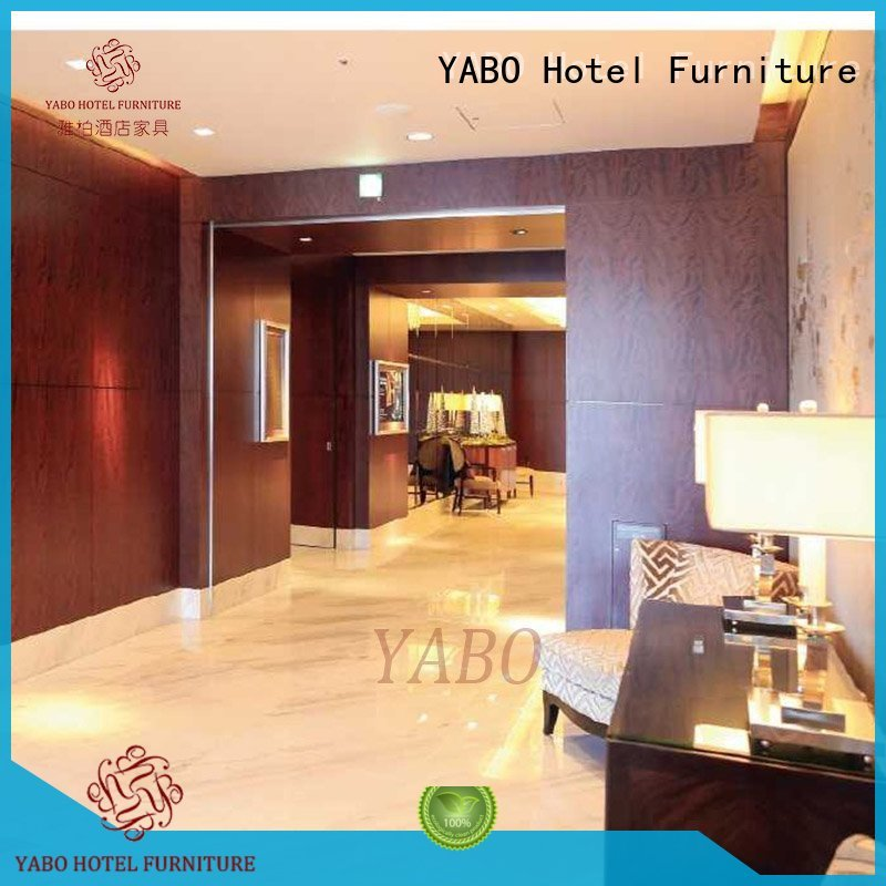 partition wood wall covering color YABO