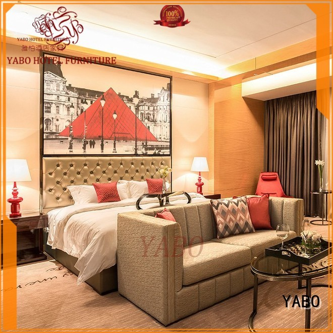 YABO painted hotel bedroom furniture on sale for living room