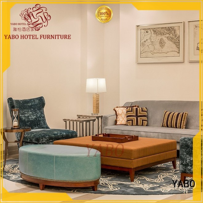 armrest hotel lobby furniture suppliers production for home YABO
