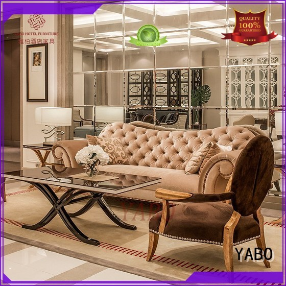 YABO hotel hotel lobby furniture suppliers customization for home