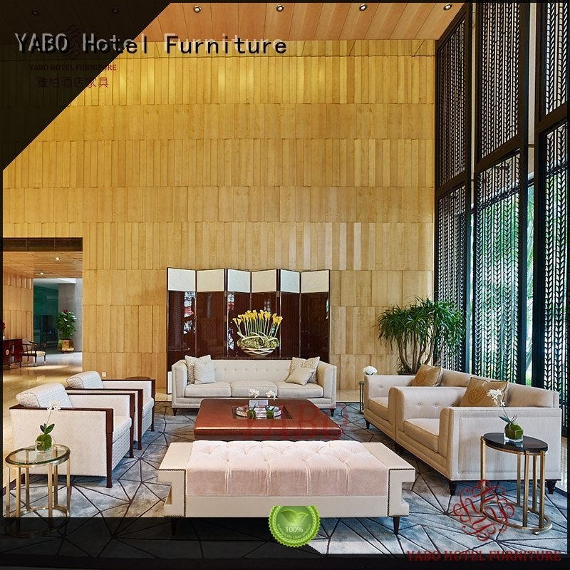 YABO clsasical hotel furniture manufacturers wholesale for home