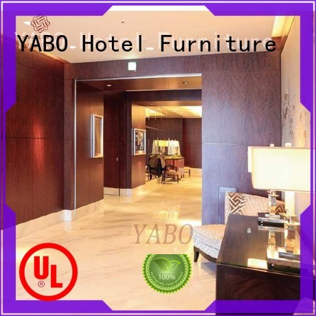 brown hotel doors suppliers wholesale for hotel YABO