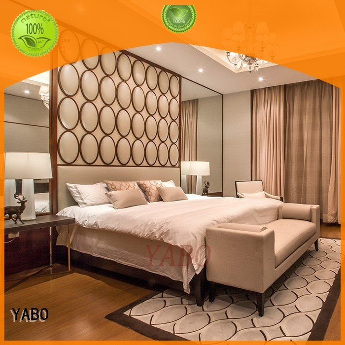 YABO classical hotel room furniture for sale england