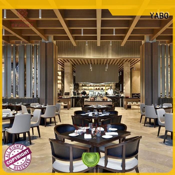 YABO high quality high quality hotel furniture manufacturer