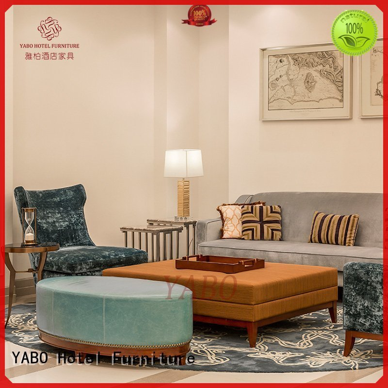 YABO hotel lobby furniture manufacturers series for home