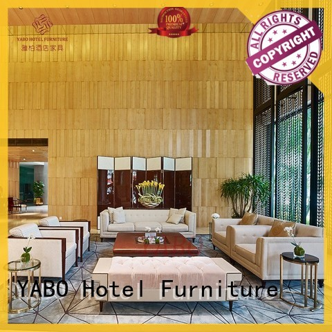 YABO hotel furniture manufacturers supplier for hotel