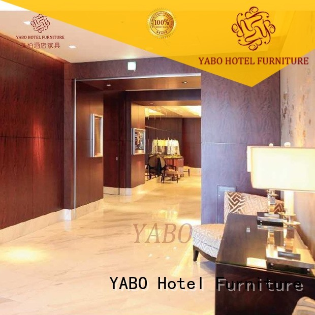 YABO wooden wood wall covering wholesale for hotel