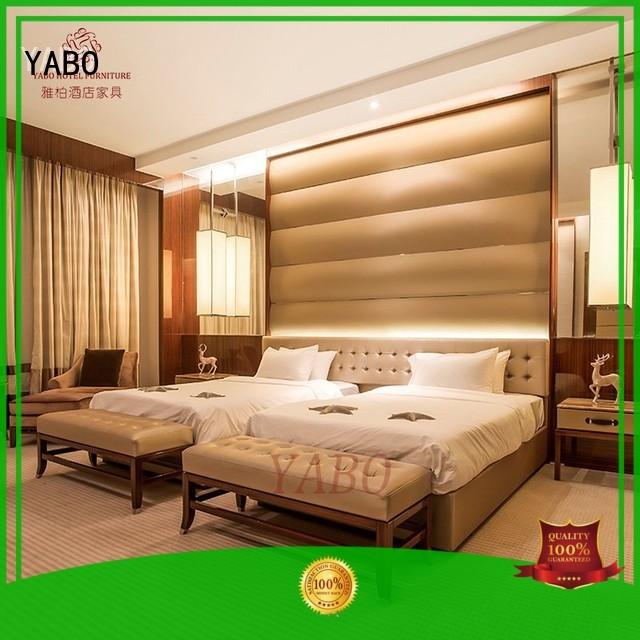YABO bedroom hotel bedroom furniture manufacturers series for living room