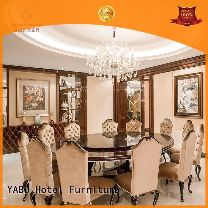 hotel restaurant furniture suppliers clsasical YABO
