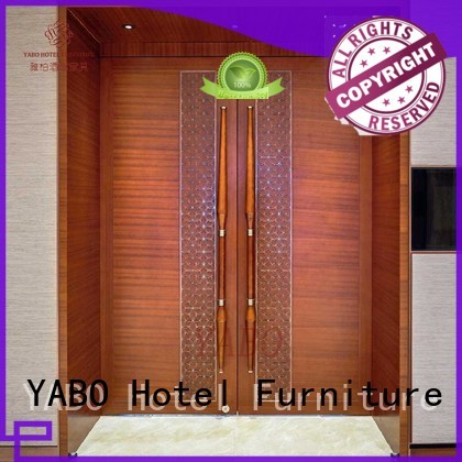 YABO wooden interior wood wall covering supplier