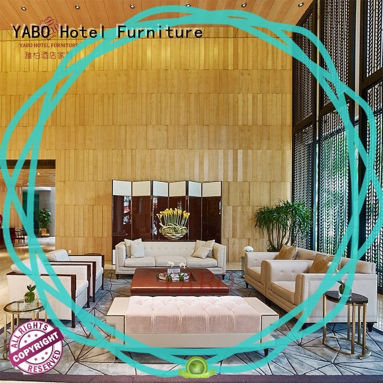 room high end hotel furniture chair for hotel YABO