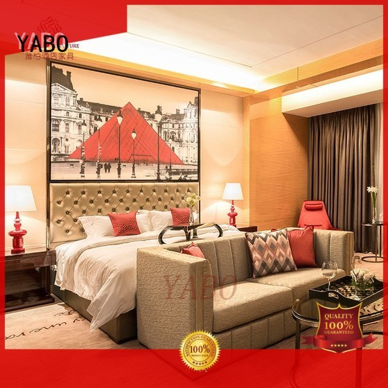 classical contemporary hotel bedroom furniture on sale for hotel YABO
