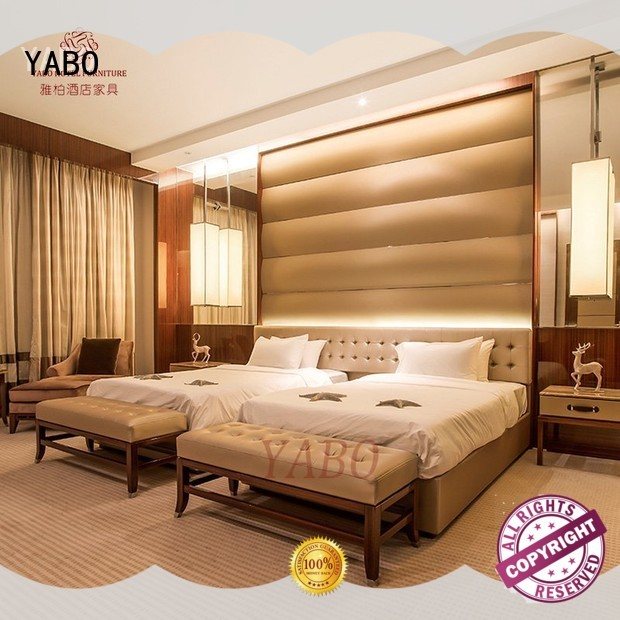 YABO hotel bedroom furniture products suite
