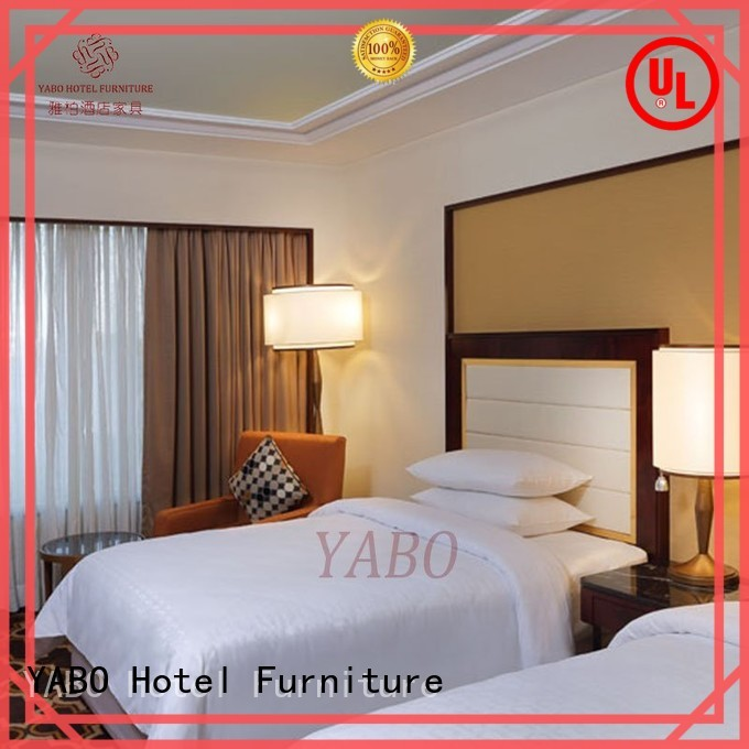popular hotel room furniture suppliers production YABO