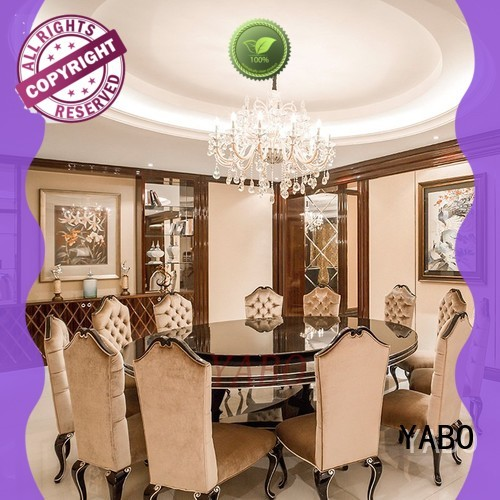 YABO square hotel restaurant furniture suppliers supplier for living room