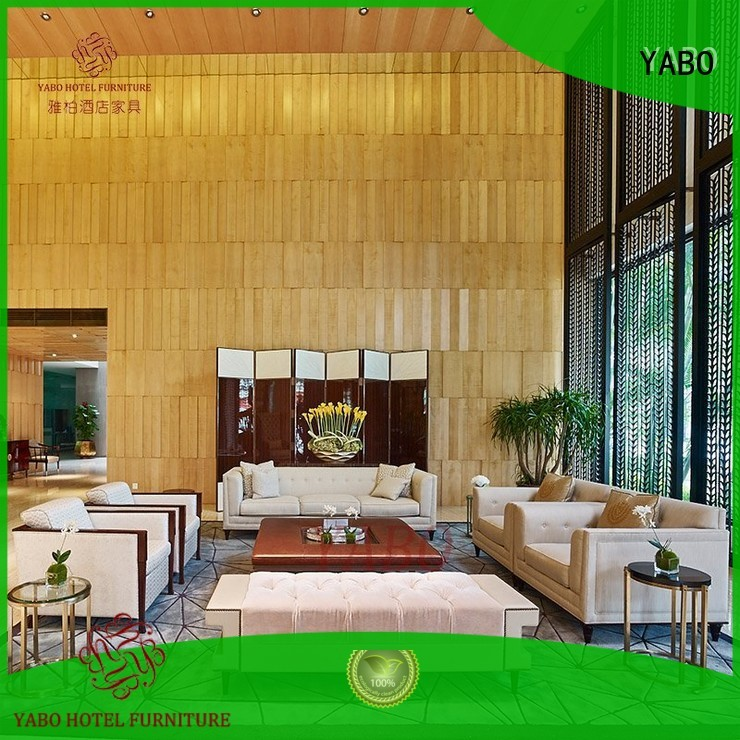 YABO wooden hotel furniture manufacturers wholesale for hotel