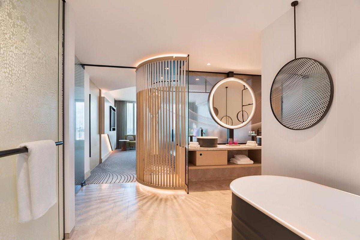 YABO-Manufacturer Of Real Wood Wall Covering Wood Fixing Partition For Hotel