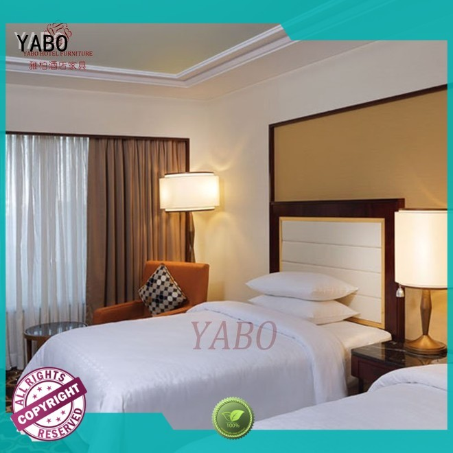 YABO popular hotel bedroom furniture for sale queen for hotel