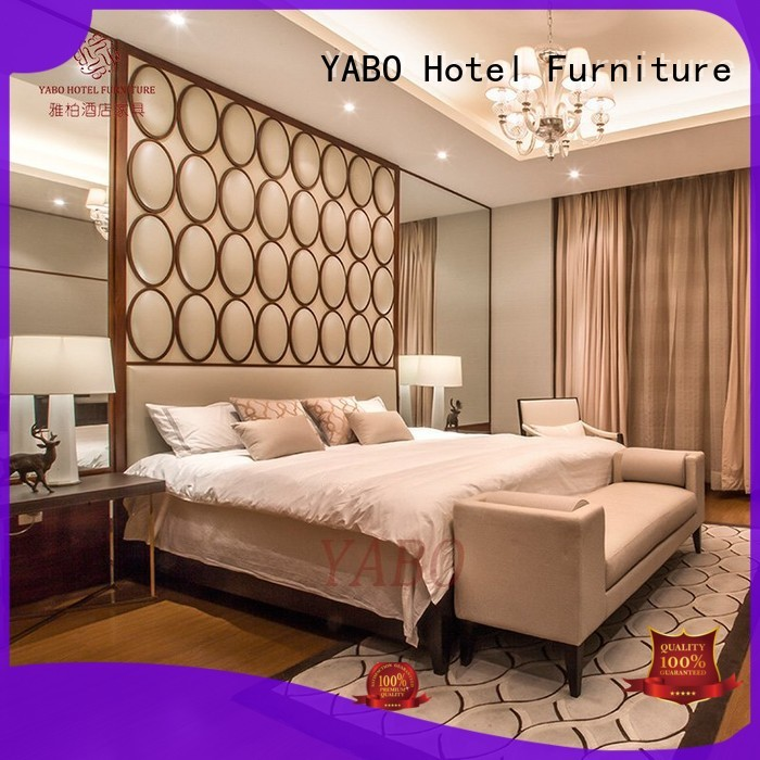 high quality hotel bedroom furniture wholesale double series