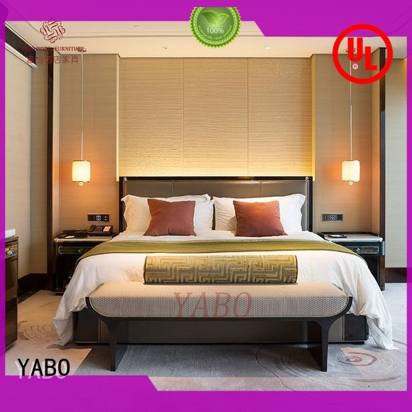 YABO representative hotel bedroom furniture for sale on sale