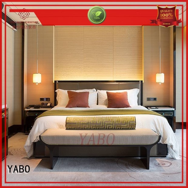 YABO hotel bedroom chairs series for home
