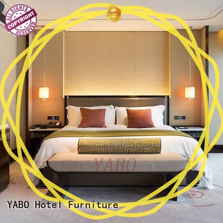 YABO sofitel hotel bedroom furniture wholesale customization