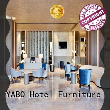 YABO high quality hotel furniture supplier for hotel
