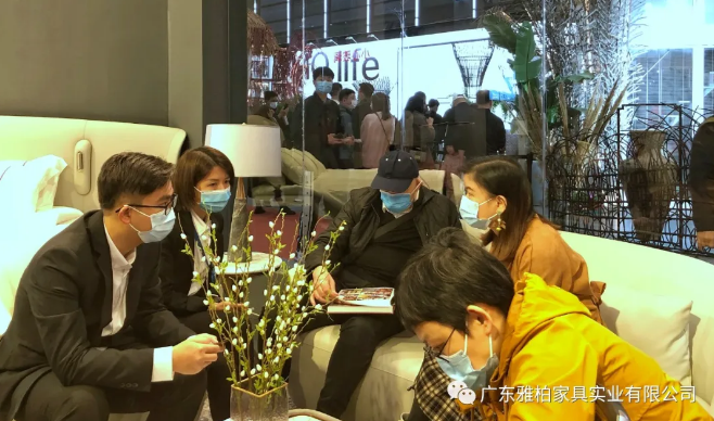 news-Warmly celebrate | Yabo participate in 2021 Hotel Plus Shanghai, end successfully-YABO-img-3