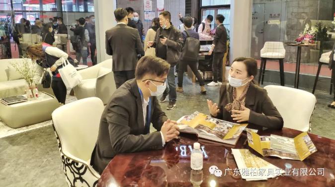 news-YABO-Warmly celebrate | Yabo participate in 2021 Hotel Plus Shanghai, end successfully-img-4